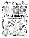 Ebook Child safety coloring & activity book