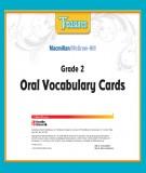Treasures Grade 2 - Oral Vocabulary Cards