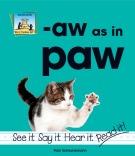 Ebook Aw as in paw - Pam Scheunemann