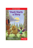 Ebook Duck starts a story