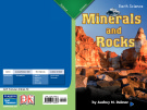 Ebook Earth science: Minerals and Rocks