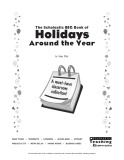 Ebook The Scholastic Big Book Of Holidays Around The Year
