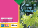 Ebook Weather and seasons - Tracy A. Zeiser