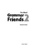 Grammar friends 2 teacher's book
