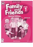 Ebook Family and friends grade 1 special edition workbook
