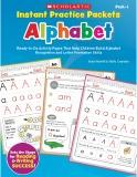 Ebook Instant Practice Packets Alphabet