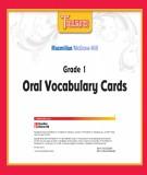 Ebook Treasures Grade 1 - Oral Vocabulary Cards
