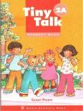 tiny talk 1a student book