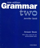 Ebook Grammar two answer book