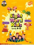 Ebook Sight word kids Level 4-A