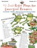 Ebook 25 Just right plays for emergent readers