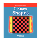 Ebook Math concept reader: I Know Shapes