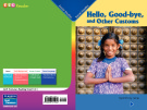 Ebook Hello, Goodbye, and Other Customs