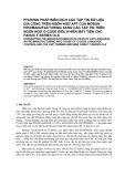 Phương pháp biên dịch các tập tin dữ liệu gia công trên ngôn ngữ APT của môđun Pro/Manufacturing sang các tập tin trên ngôn ngữ G-Code điều khiển máy tiện CNC Fanuc T series Oi-S