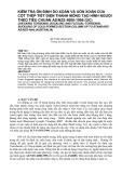 Kiểm tra ổn định do xoắn và uốn xoắn của cột thép tiết diện thành mỏng tạo hình nguội theo tiêu chuẩn AS/NZS 4600:1996 (Úc)