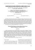 Đặc điểm sinh học của bệnh chổi rồng sắn tại Đồng Nai năm 2011-2013
