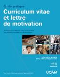 Guide Pratique Curriculum vitae  et lettre  de motivation