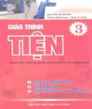 Giáo trình Tiện (dùng cho trình độ trung cấp nghề và cao đẳng nghề) (Tập 3): Phần 2 - Nguyễn Thị Quỳnh, Phạm Minh Đạo, Trần Sĩ Tuấn