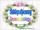 Bài giảng Sinh học đại cương: Chương 1 - Cơ sở hóa sinh học của sự sống