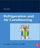 Ebook Refrigeration and Air-Conditioning (4th Edition): Part 1 - G. F. Hundy , A. R. Trott, T. C. Welch
