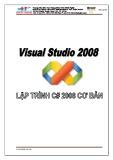 Giáo trình Lập trình C# 2008 cơ bản