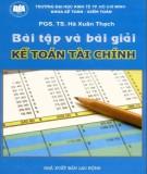 Ebook Bài tập và bài giải kế toán tài chính: Phần 2