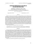 Khả năng sinh trưởng năng suất và chất lượng thịt của lợn đực dòng tổng hợp VCN03