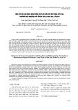 Ứng xử của hộ nông dân miền núi phía bắc với rét đậm, rét hại: trường hợp nghiên cứu ở Nàn Sán, Si Ma Cai, Lào Cai