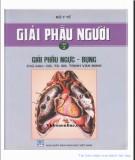Ebook Giải phẫu người (Tập 2: Giải phẫu ngực-bụng): Phần 1