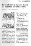 Kết quả nghiên cứu lựa chọn enzim thích hợp cho quá trình sản xuất tinh bột biến tính