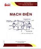 Giáo trình Mạch điện (sử dụng cho hệ đại học): Phần 2