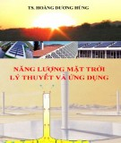 Lý thuyết và ứng dụng Năng lượng mặt trời: Phần 2