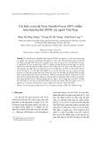 Cải biến vectơ hệ Virut Semliki Forest (SFV) nhằm biểu hiện thụ thể GPCR của người Việt Nam