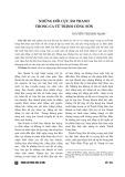 Những đối cực âm thanh trong ca từ Trịnh Công Sơn