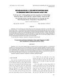 Biểu hiện gen mã hóa IL-2 của người với Chaperone Groesl và Thioredoxin trong tế bào Escherichia coli BL21 (DE3)