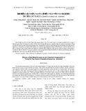 Ảnh hưởng của nguồn nguyên liệu đến thành phần hóa học cơ bản của giống chè Trung du (Camellia sinensis var. sinensis)