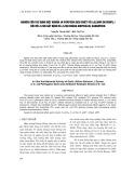 Nghiên cứu tác dụng diệt khuẩn in vitro của dịch chiết tỏi (Allium Sativum L.) đối với E.Coli gây bệnh và E.Coli kháng Ampicillin, Kanamycin