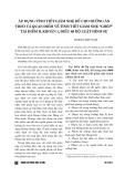 """Áp dụng tình tiết giảm nhẹ để cho hưởng án treo và quan điểm về tình tiết giảm nhẹ """"ghép"""" tại điểm b, khoản 1, Điều 46 Bộ luật hình sự"""