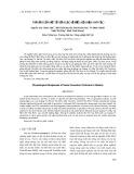 Phản ứng của một số giống lạc với điều kiện mặn nhân tạo