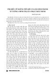 Tìm hiểu về những tiền đề lý luận hình thành tư tưởng chính trị của Phan Châu Trinh