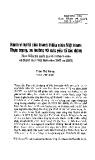 Hành vi tự tử của thanh thiếu niên Việt Nam: Thực trạng, xu hướng và các yếu tố tác động (Qua Điều tra quốc gia về vị thành niên và thanh niên Việt Nam năm 2003 và 2009)