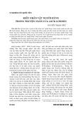 Kiểu nhân vật người hùng trong truyện ngắn của Jack London