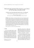 Đánh giá đa dạng quần thể dó bầu (Aquilaria crassna Pierre) tại Việt Nam bằng chỉ thị phân tử ISSR