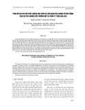 Phân bổ chi phí sản xuất chung dựa trên sự liên quan của chúng tới đối tượng chịu chi phí: Nghiên cứu trường hợp tại Công ty TNHH Hoa San