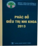 Bài giảng Phác đồ điều trị nhi khoa 2013 - Chương 4: Hô hấp