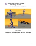 Giáo trình Lý luận và phương pháp thể dục thể thao: Phần 1 - PGS. TS. Nguyễn Toán, TS. Nguyễn Sĩ Hà