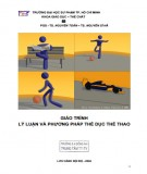 Giáo trình Lý luận và phương pháp thể dục thể thao: Phần 2 - PGS. TS. Nguyễn Toán, TS. Nguyễn Sĩ Hà