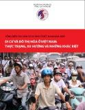 Di cư và đô thị hóa ở Việt Nam: Thực trạng, xu hướng và những khác biệt