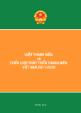 Ebook Luật Thanh niên và chiến lược phát triển thanh niên Việt Nam 2011 - 2020