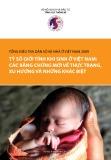 Tỷ số giới tính khi sinh ở Việt Nam: Các bằng chứng mới về thực trạng, xu hướng và những khác biệt